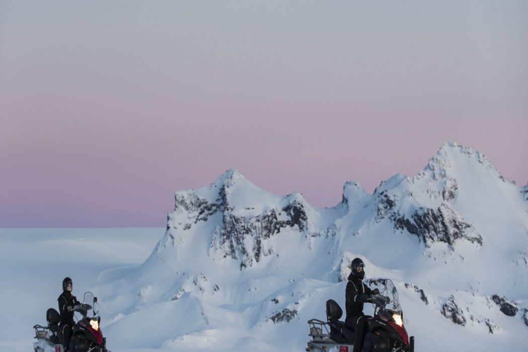 Reykjavik Snowmobile – Express Activity Tour with snowmobiling
